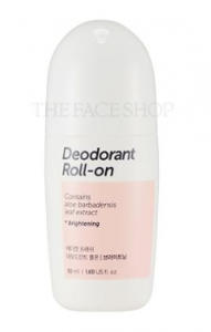 The Face Shop Etiquette Fresh Deodorant Roll On_Simpsons Edition 50ml
