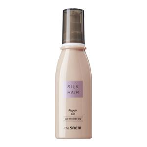 The Saem Silk Hair Repair Oil 80ml