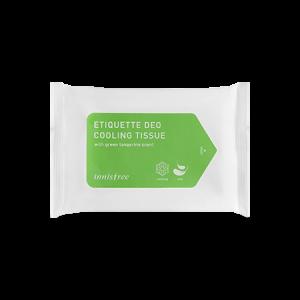 Innisfree Etiquette Deo Cooling Tissue 15pcs
