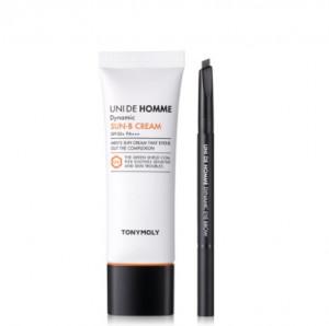 TONYMOLY Uni De Homme Dynamic Sun-B Cream Set