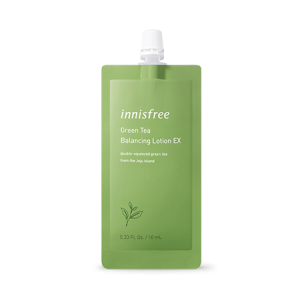 Innisfree Green Tea Balancing Lotion EX 10ml