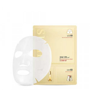 SUM37 Secret Essence Mask 3STEP KIT 10pcs