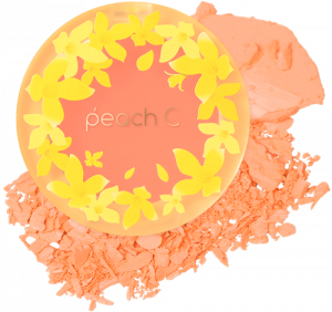 Peach C Peach Cotton Blusher Blossom Edition 5g