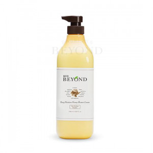 BEYOND Dee Moisture Honey Shower Cream [Big Size] 1L