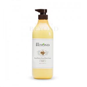 BEYOND Dee Moisture Honey Shower Cream [Big Size] 1L