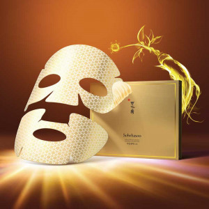 Sulwhasoo Concentrated Ginseng Renewing Creamy Mask 5pcs