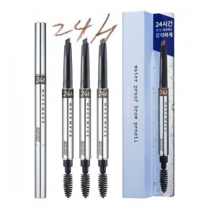 WAKEMAKE Water Proof Brow Pencil 0.1g