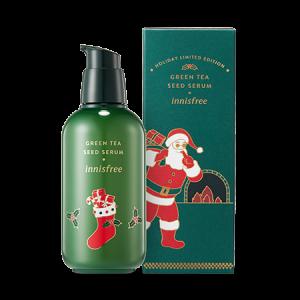 Innisfree [2018 Green Christmas] Green Tea Seed Serum 160ml