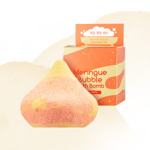 APIEU Meringue Bubble Bath Bomb [Lemob Party] 100g