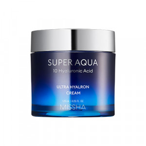 Missha Super aqua ultra hyalron cream Big Size 120ml