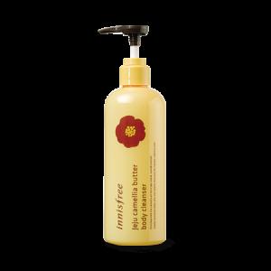 Innisfree Jeju Camellia Butter Body Cleanser 300ml
