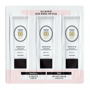 [S] Etude House Precious Mineral BB Cream Matt Trial Kit 5pcs