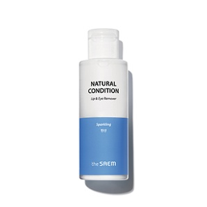 The Saem Natural Condition Sparkling Lip and Eye Remover 155ml