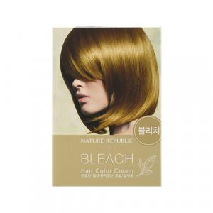 NATURE REPUBLIC Hair & Nature Hair Color Cream For Bleach 40g