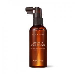 Innisfree My Hair Recipe Strength Tonic Essence (For Weak Hair Roots) 100ml