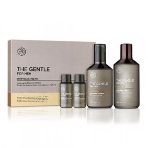 The Face Shop The Gentle For Men Anti -Aging Set