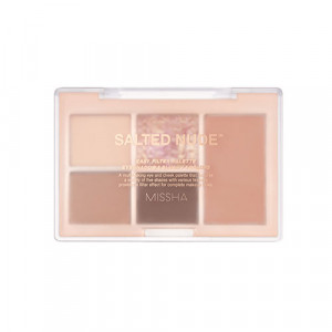 Missha Easy Filter Shadow Palette [#01 Salted Nude] 8.5g