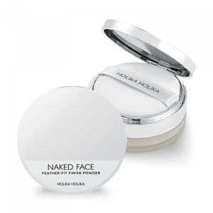 HolikaHolika Naked Face Feather-fit Finish Powder 7g