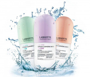 LABIOTTE  CODE-DERM CAPSULE Cleansing Water Mini 120ml