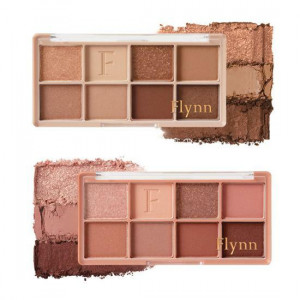 Flynn Rustle Eye Shadow Palette 1.2g*8colors