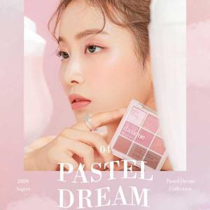 Dasicue Shadow Palette #04 Pastel Dream 7g