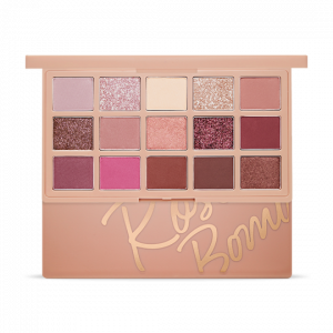 ETUDE HOUSE Color Eye Palette Rose Bomb