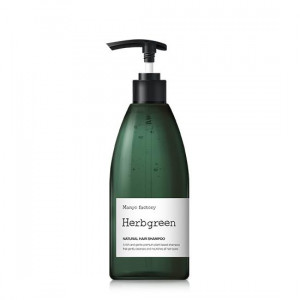Manyo Factory Herbgreen Natural Hair Shampoo 530ml