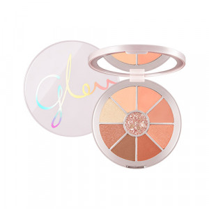 Missha Glow 2 Color Filter Shadow Palette [No. 8 Coral Love Me] 11.5g