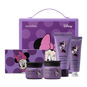 Innisfree [Hello 2020 Mickey Friends] Jeju Orchid Enriched Lucky Box