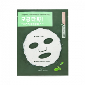 Etude House Pore T.A.P.A Catechin Deep Cleansing Mask 23ml