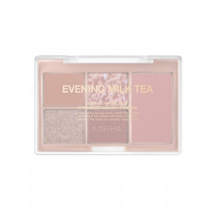 Missha Easy Filter Shadow Palette [#05 Evening Mink Tea] 8.5g