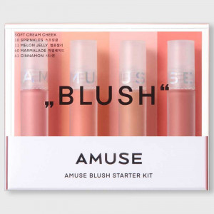 AMUSE Blush Starter Kit 2g*4ea