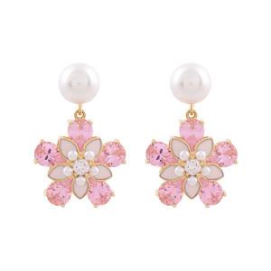 Noonoo fingers Cherry Blossom Earring