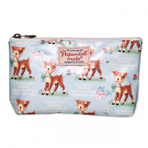 Etude House Oil Cloth Pouch M [Deer] 1EA