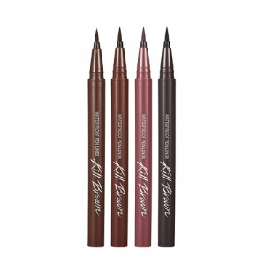 CLIO Waterproof Pen Liner Kill Black kill Brown 0.55ml