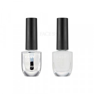 The Face Shop fmgt Easy Gel Top Coat / Matt Top Coat 10ml