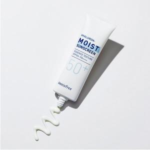 Innisfree Hyaluron Moist Sunscreen SPF50+ PA++++ 50ml