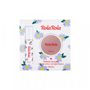 APIEU [APIEU X Rola Rola Edition] Juicy Pang Rola Rola Set Refresh Yourself 1Set