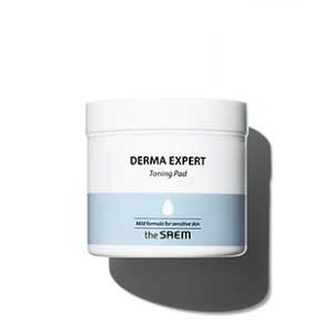 The Saem Derma Expert Toning Pad 70p