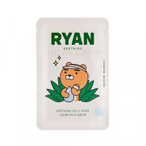 The Face Shop X Kakao Friends Club Ryan Soothing Jelly Mask 30g
