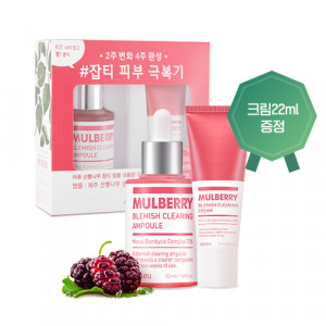 APIEU Melberry Blemish Clearing Ampoule Set [Big] 50ml