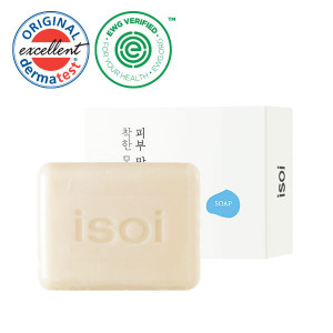 ISOI Pure Cleansing Line Moisture Cleansing Bar 100g