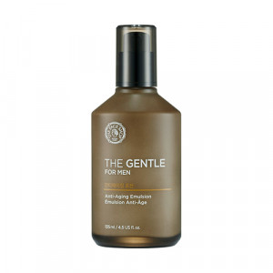 The Face Shop The Gentle For Men Anti Aging Emulsion 135ml