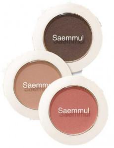 The Saem Saemmul Single Shadow(matte) New Color 2g