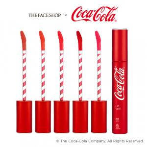 The Face Shop Coca Cola Lip Tint 3.1g