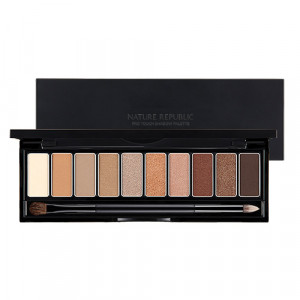 Nature Republic Pro Touch Shadow Palette 10 Hole 10g