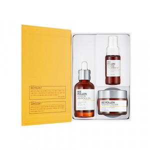 MISSHA Bee Pollen Renew 2 items Set