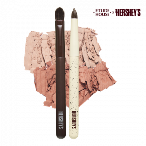 Etude House [2020 Chocolate Collaboration Hershey's] My Beauty Tool Eye Shadow Brush 1ea