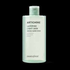 Innisfree Artichoke Layering Light Skin 400ml