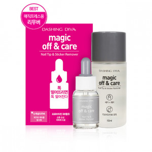 Dashing Diva Magic Off & Care 60ml